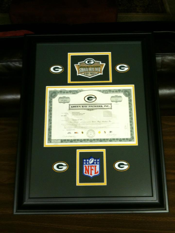 OFFICIAL THREAD ON PACKER STOCK SALE | Page 42 | Green Bay Packers ...