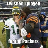 Raleigh NC Packers Fan